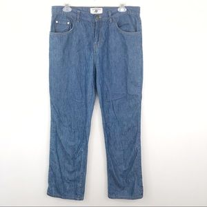 American Eagle Vintage Dungarees High Rise Jeans